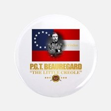 Beauregard (Southern Patriot) Button