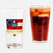 Beauregard (Southern Patriot) Drinking Glass