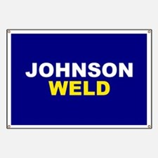 Johnson-Weld Banner