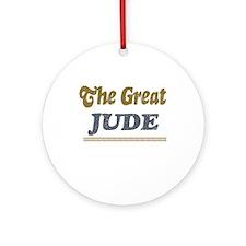 Jude Ornament (Round)