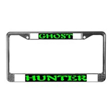 GHOST HUNTERS License Plate Frame