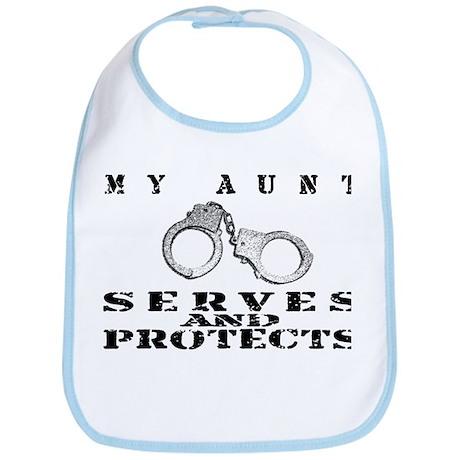 Serves & Protects Cuffs - Aunt Bib