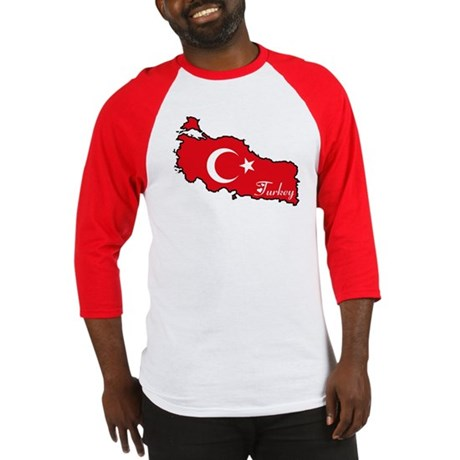Cool Turkey Baseball Jersey