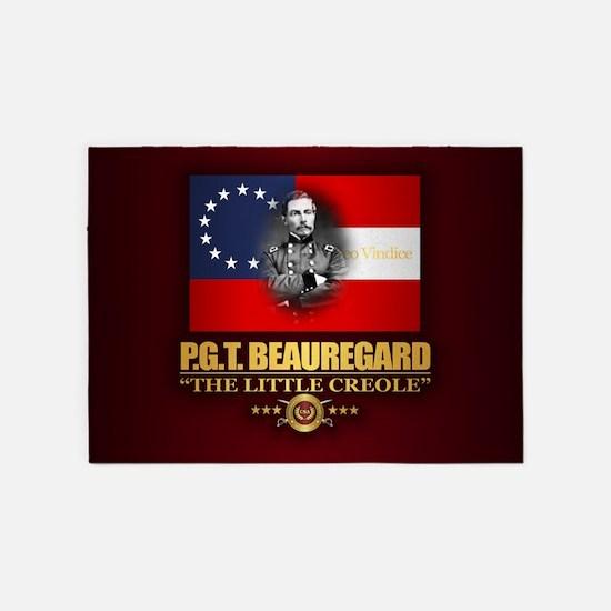 Beauregard (Southern Patriot) 5'x7'Area Rug