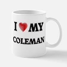 I love my Coleman Mugs