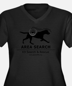 areasearch2 Plus Size T-Shirt