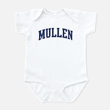 MULLEN design (blue) Infant Bodysuit