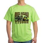 Model RR Tycoon Green T-Shirt