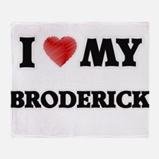 I love my Broderick Throw Blanket