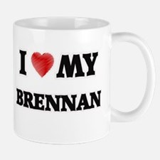 I love my Brennan Mugs