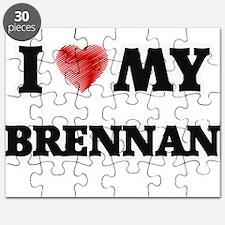 I love my Brennan Puzzle