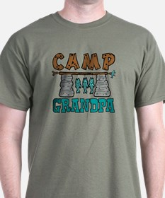 Camp Grandpa T-Shirt