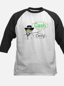 Cash only Baseball Jersey