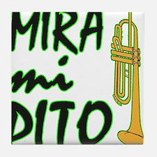 MIRA MI PITO Tile Coaster