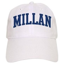 MILLAN design (blue) Baseball Cap