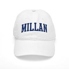 MILLAN design (blue) Baseball Cap