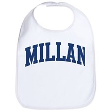 MILLAN design (blue) Bib