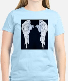 Angel wings blue moon T-Shirt