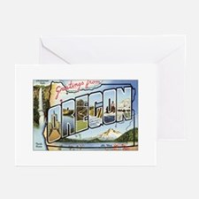 Oregon Greeting Cards