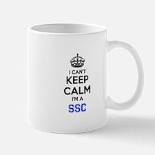 I can't keep calm Im SSC Mugs