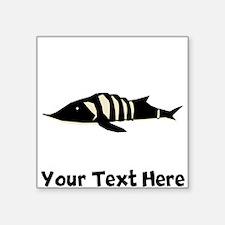 Fish Platter Sticker