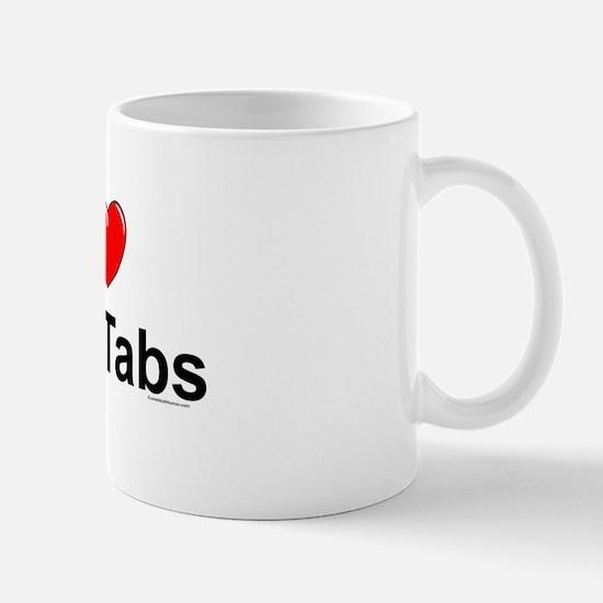 Pull Tabs Mug