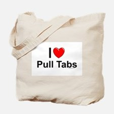 Pull Tabs Tote Bag