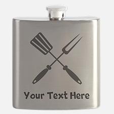 Grilling Utensils Flask