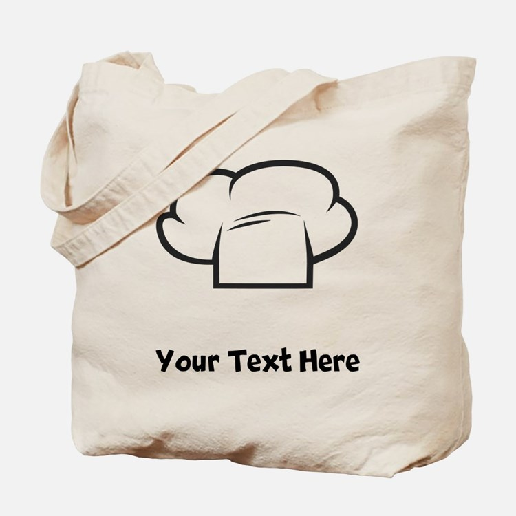 Chef Hat Tote Bag