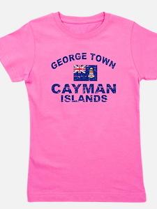 Cute Cayman islands Girl's Tee