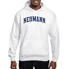 NEUMANN design (blue) Hoodie