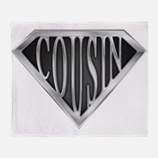 spr_cousin_chrm.png Throw Blanket
