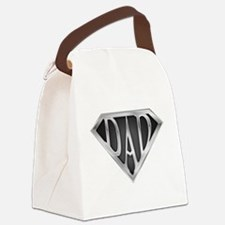 Chrome Super Dad Canvas Lunch Bag