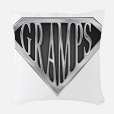 spr_gramps2.png Woven Throw Pillow
