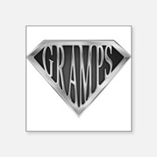 "spr_gramps2.png Square Sticker 3"" x 3"""