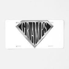 spr_gramps2.png Aluminum License Plate