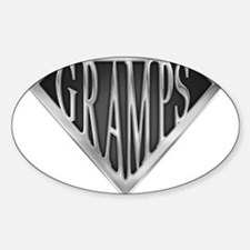 spr_gramps2.png Sticker (Oval)