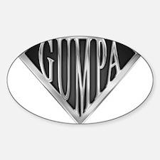 spr_gumpa_chrm.png Sticker (Oval)