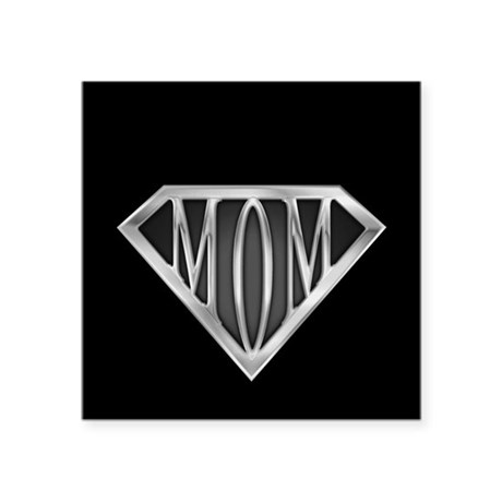 "spr_mom_cx.png Square Sticker 3"" x 3"""