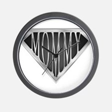 spr_mommy_cx.png Wall Clock