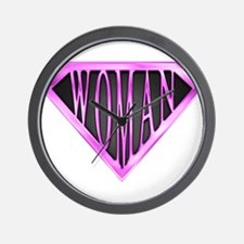spr_woman_px.png Wall Clock