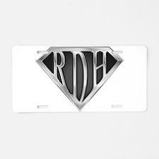 spr_reg_dhc.png Aluminum License Plate