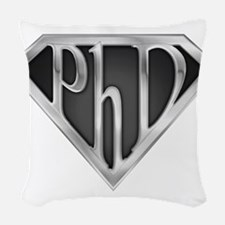 spr_phd2_chrm.png Woven Throw Pillow