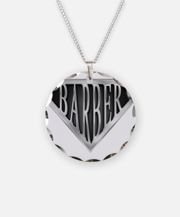 Barber Necklace : Barber Jewelry Barber Designs on Jewelry Cheap Custom Jewelery