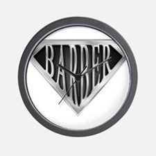 spr_barber_chrm.png Wall Clock