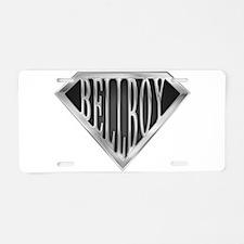 spr_bellboy2_chrm.png Aluminum License Plate