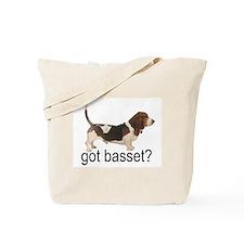 got basset? Tote Bag