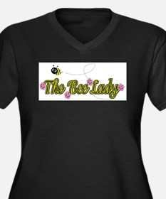 The Bee Lady Plus Size T-Shirt