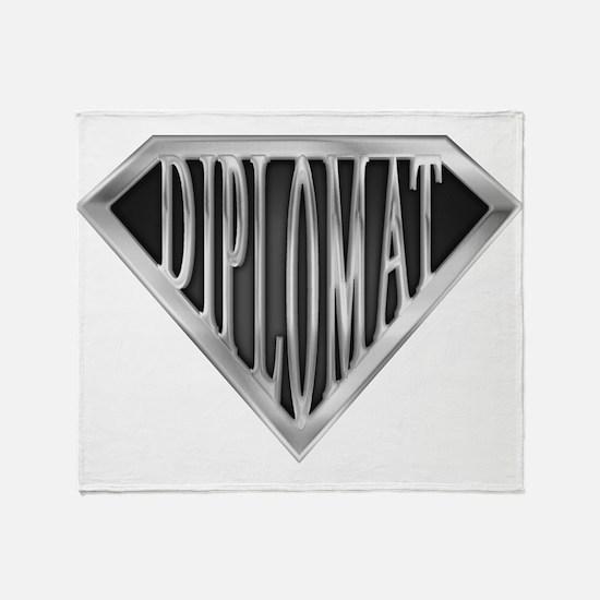 spr_diplomat_chrm.png Throw Blanket