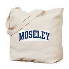 MOSELEY design (blue) Tote Bag